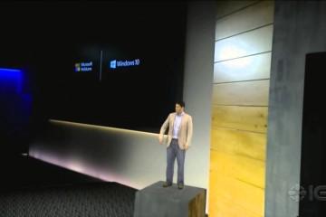Microsoft's HoloLens Demonstration