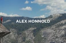 Alex Honnold / Ropeless