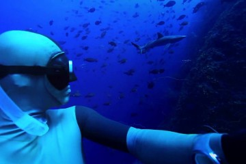 Best Freediver in the World